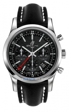 Breitling Transocean Chronograph GMT Mens watch, model number - ab045112/bc67-1ld, discount price of £6,030.00 from The Watch Source