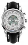 Breitling Transocean Chronograph Unitime ab0510u0/a732-1lt watch