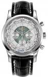 Breitling Transocean Chronograph Unitime ab0510u0/a732-1ct watch