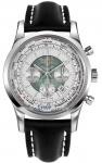 Breitling Transocean Chronograph Unitime ab0510u0/a732-1ld watch