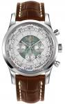 Breitling Transocean Chronograph Unitime ab0510u0/a732-2cd watch
