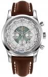 Breitling Transocean Chronograph Unitime ab0510u0/a732-2lt watch