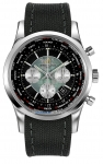 Breitling Transocean Chronograph Unitime ab0510u4/bb62-1ft watch
