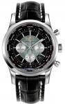 Breitling Transocean Chronograph Unitime ab0510u4/bb62-1ct watch