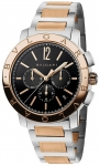 Bulgari BVLGARI BVLGARI Chronograph 41mm bb41bspgdch watch