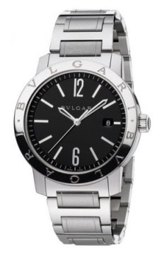 Bulgari BVLGARI BVLGARI Automatic 41mm Mens watch, model number - bb41bssd, discount price of £4,402.00 from The Watch Source
