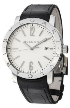 Bulgari BVLGARI BVLGARI Automatic 41mm Mens watch, model number - bb41wsld, discount price of £4,007.00 from The Watch Source