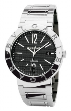 Bulgari BVLGARI BVLGARI Automatic 42mm Mens watch, model number - bb42bssdauto, discount price of £3,395.00 from The Watch Source