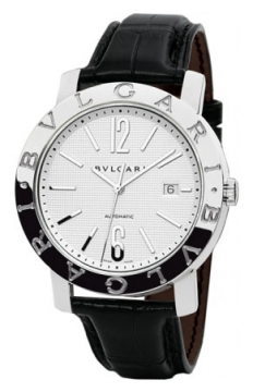 Bulgari BVLGARI BVLGARI Automatic 42mm Mens watch, model number - bb42wsldauto, discount price of £3,187.00 from The Watch Source