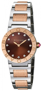 Bulgari BVLGARI BVLGARI Quartz 26mm Ladies watch, model number - bbl26c11spg/12, discount price of £5,191.00 from The Watch Source