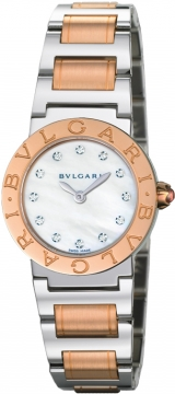 Bulgari BVLGARI BVLGARI Quartz 26mm Ladies watch, model number - bbl26wspg/12, discount price of £4,480.00 from The Watch Source