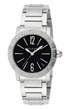 Bulgari BVLGARI BVLGARI Automatic 33mm Ladies watch, model number - bbl33bssd, discount price of £11,780.00 from The Watch Source