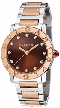 Bulgari BVLGARI BVLGARI Automatic 33mm Ladies watch, model number - bbl33c11spg/12, discount price of £6,041.00 from The Watch Source