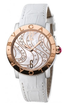 Bulgari BVLGARI BVLGARI Automatic 33mm Ladies watch, model number - bbl33wcdspgl, discount price of £6,071.00 from The Watch Source