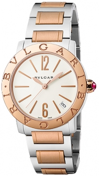 Bulgari BVLGARI BVLGARI Automatic 33mm Ladies watch, model number - bbl33wspgd, discount price of £4,570.00 from The Watch Source