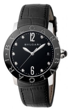 Bulgari BVLGARI BVLGARI Automatic 37mm Ladies watch, model number - bbl37bsbcld/9, discount price of £3,782.00 from The Watch Source