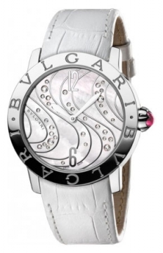 Bulgari BVLGARI BVLGARI Automatic 37mm Ladies watch, model number - bbl37wcdsl, discount price of £4,979.00 from The Watch Source