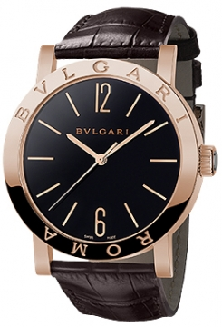 Bulgari BVLGARI BVLGARI Automatic 39mm Mens watch, model number - bbp39bgl/roma, discount price of £13,479.00 from The Watch Source