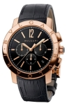 Bulgari BVLGARI BVLGARI Chronograph 41mm bbp41bgldch watch