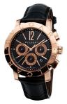 Bulgari BVLGARI BVLGARI Chronograph 42mm bbp42bpgldch watch