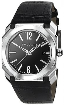 Bulgari Octo Automatic 38mm Mens watch, model number - bgo38bsld, discount price of £4,280.00 from The Watch Source