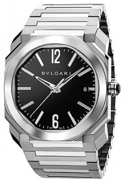 Bulgari Octo Automatic 38mm Mens watch, model number - bgo38bssd, discount price of £4,675.00 from The Watch Source