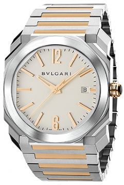 Bulgari Octo Automatic 38mm Mens watch, model number - bgo38wspgd, discount price of £6,679.00 from The Watch Source