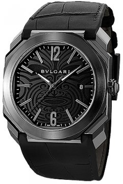 Bulgari Octo Automatic 41mm Mens watch, model number - bgo41bsbld/ab, discount price of £5,373.00 from The Watch Source