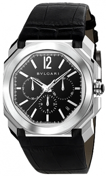 Bulgari Octo VELOCISSIMO Chronograph 41mm Mens watch, model number - bgo41bsldch, discount price of £6,011.00 from The Watch Source