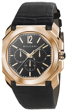 Bulgari Octo VELOCISSIMO Chronograph 41mm Mens watch, model number - bgop41bgldch, discount price of £17,607.00 from The Watch Source