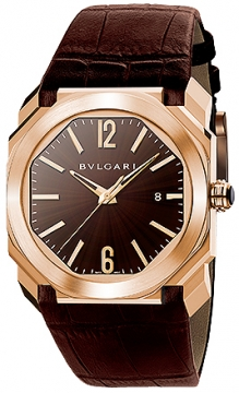 Bulgari Octo Automatic 41mm Mens watch, model number - bgop41c11gld, discount price of £14,754.00 from The Watch Source