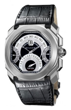 Bulgari Octo Quadri Retro 45mm Mens watch, model number - bgow45bgldchqr, discount price of £36,429.00 from The Watch Source