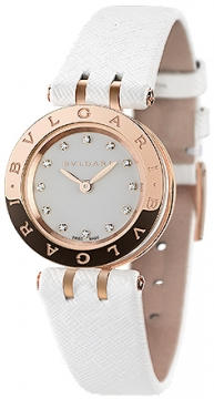 Bulgari B.zero1 Quartz 23mm Ladies watch, model number - bz23wsgcl/12, discount price of £3,230.00 from The Watch Source