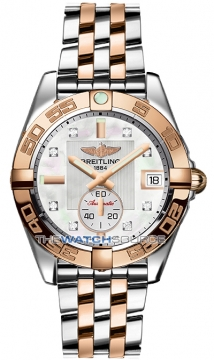 Breitling Galactic 36 Automatic c3733012/a725-tt watch