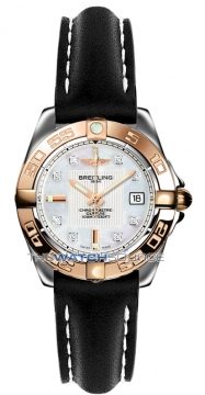 Breitling Galactic 32 Ladies watch, model number - c71356L2/a712-1ld, discount price of £3,540.00 from The Watch Source