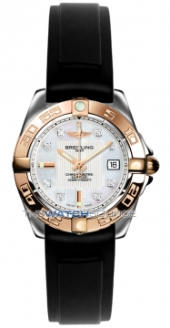 Breitling Galactic 32 Ladies watch, model number - c71356L2/a712-1rt, discount price of £3,350.00 from The Watch Source