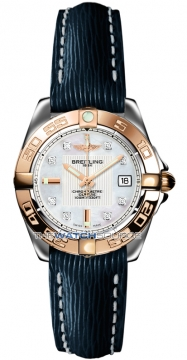 Breitling Galactic 32 Ladies watch, model number - c71356L2/a712-3lts, discount price of £3,390.00 from The Watch Source