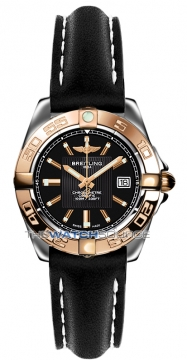 Breitling Galactic 32 Ladies watch, model number - c71356L2/ba12-1ld, discount price of £3,130.00 from The Watch Source