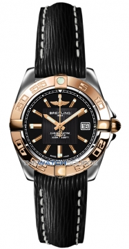 Breitling Galactic 32 Ladies watch, model number - c71356L2/ba12-1lts, discount price of £2,980.00 from The Watch Source