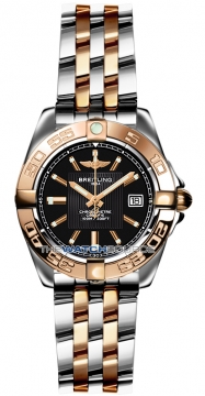 Breitling Galactic 32 Ladies watch, model number - c71356L2/ba12-tt, discount price of £4,690.00 from The Watch Source