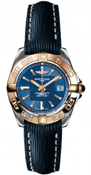 Breitling Galactic 32 Ladies watch, model number - c71356L2/c813-3lts, discount price of £2,685.00 from The Watch Source