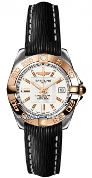 Breitling Galactic 32 Ladies watch, model number - c71356L2/g704-1lts, discount price of £2,980.00 from The Watch Source