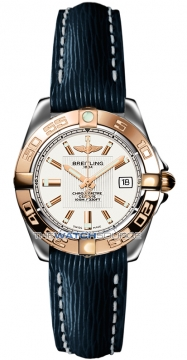Breitling Galactic 32 Ladies watch, model number - c71356L2/g704-3lts, discount price of £2,980.00 from The Watch Source