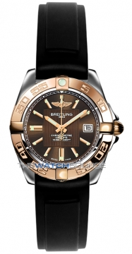 Breitling Galactic 32 Ladies watch, model number - c71356L2/q581-1rt, discount price of £2,920.00 from The Watch Source