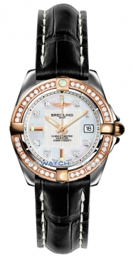 Breitling Galactic 32 Ladies watch, model number - c71356LA/a712-1cd, discount price of £5,800.00 from The Watch Source