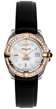 Breitling Galactic 32 Ladies watch, model number - c71356LA/a712-1rt, discount price of £5,350.00 from The Watch Source