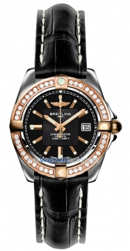 Breitling Galactic 32 Ladies watch, model number - c71356LA/ba12-1ct, discount price of £5,220.00 from The Watch Source