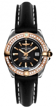 Breitling Galactic 32 Ladies watch, model number - c71356LA/ba12-1ld, discount price of £5,130.00 from The Watch Source