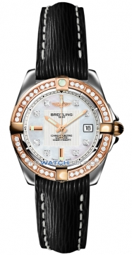 Breitling Galactic 32 Ladies watch, model number - c71356LA/a712-1lts, discount price of £5,400.00 from The Watch Source