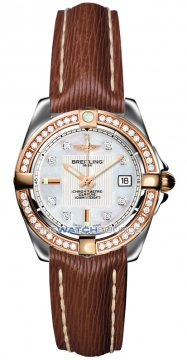 Breitling Galactic 32 Ladies watch, model number - c71356LA/a712-2lts, discount price of £5,400.00 from The Watch Source